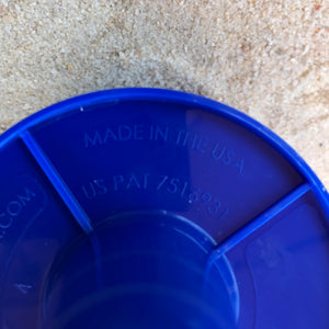 BEach Awesome! - Cup Holder (Blue)