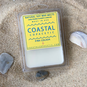Piña Colada - Natural Soy Wax Melts