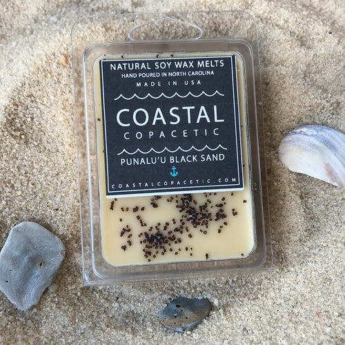 Punaluʻu Beach - Natural Soy Wax Melts