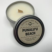 Hawaii Collection - Wood Wick Soy Wax Candles