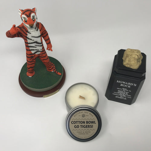 2018 Cotton Bowl - Wood Wick Soy Wax Candle (FREE with $100+ purchase & secret code)