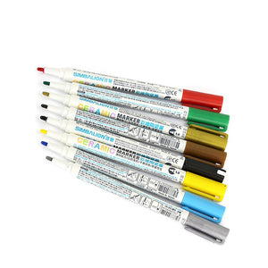 Set of 8 Simbalion Ceramic Markers 1 mm