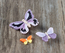 Load image into Gallery viewer, Silicone Mould - Three Butterflies