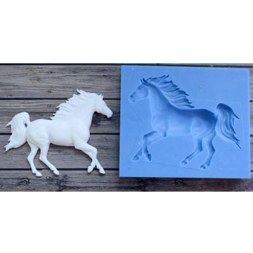Silicone Mould - Horse
