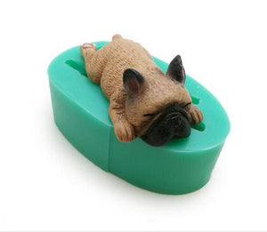 Silicone Mould - Dogs (14 Styles)