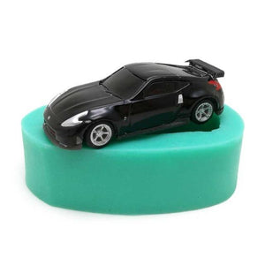 Silicone Mould - Sports Car