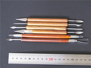 Set of 6 Sculpting Tools