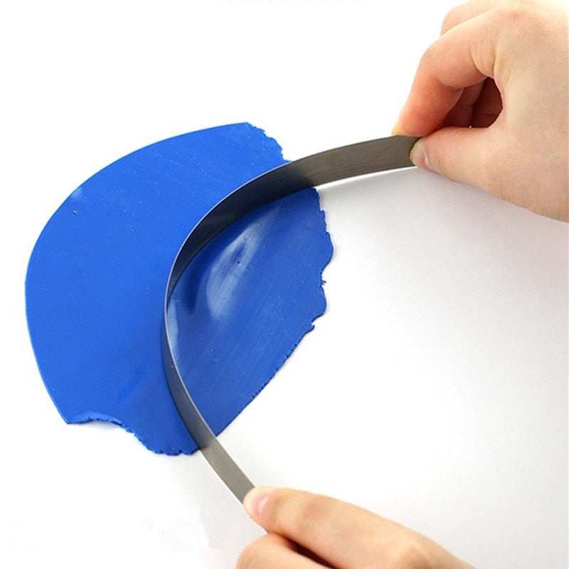 Flexible Clay Cutting Strip