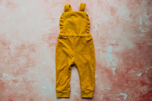 Ruffle Overalls (+ Colors)