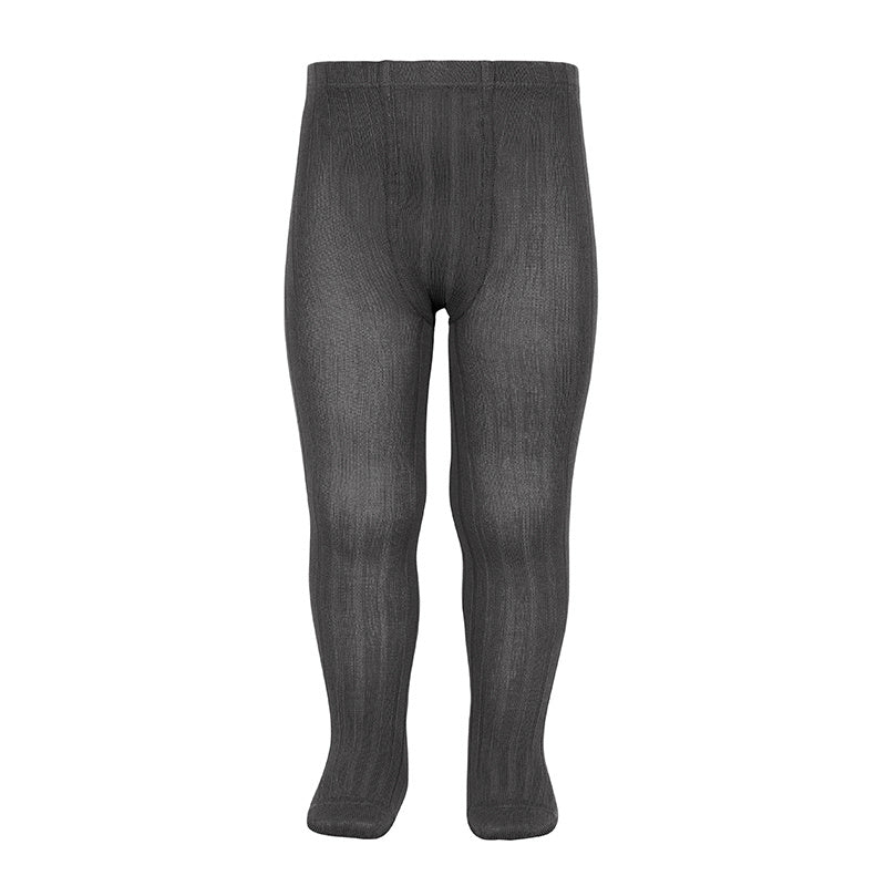 Wide Rib Tights - Asphalt