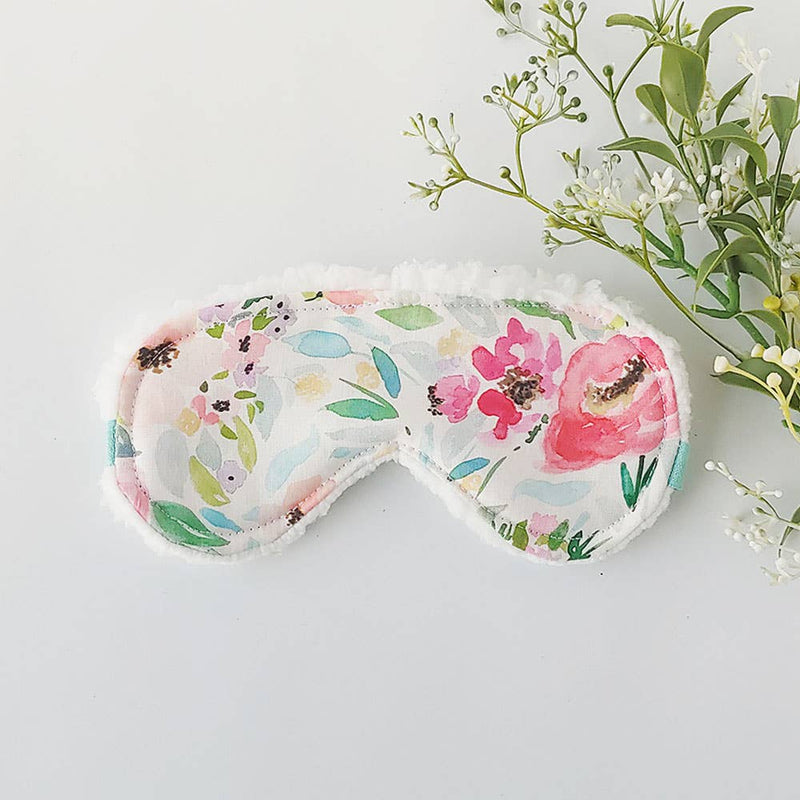 Pretty Floral Blooms Sleep Mask