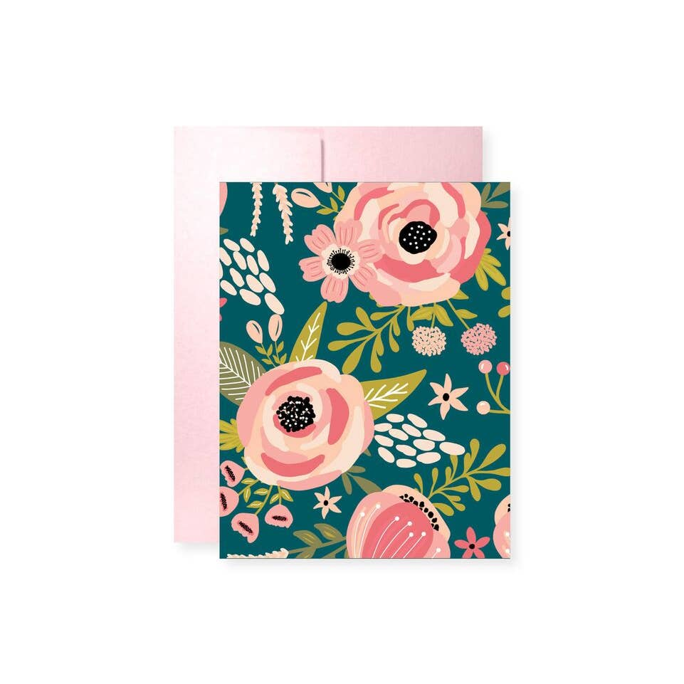 Blooming Everyday Greeting Card