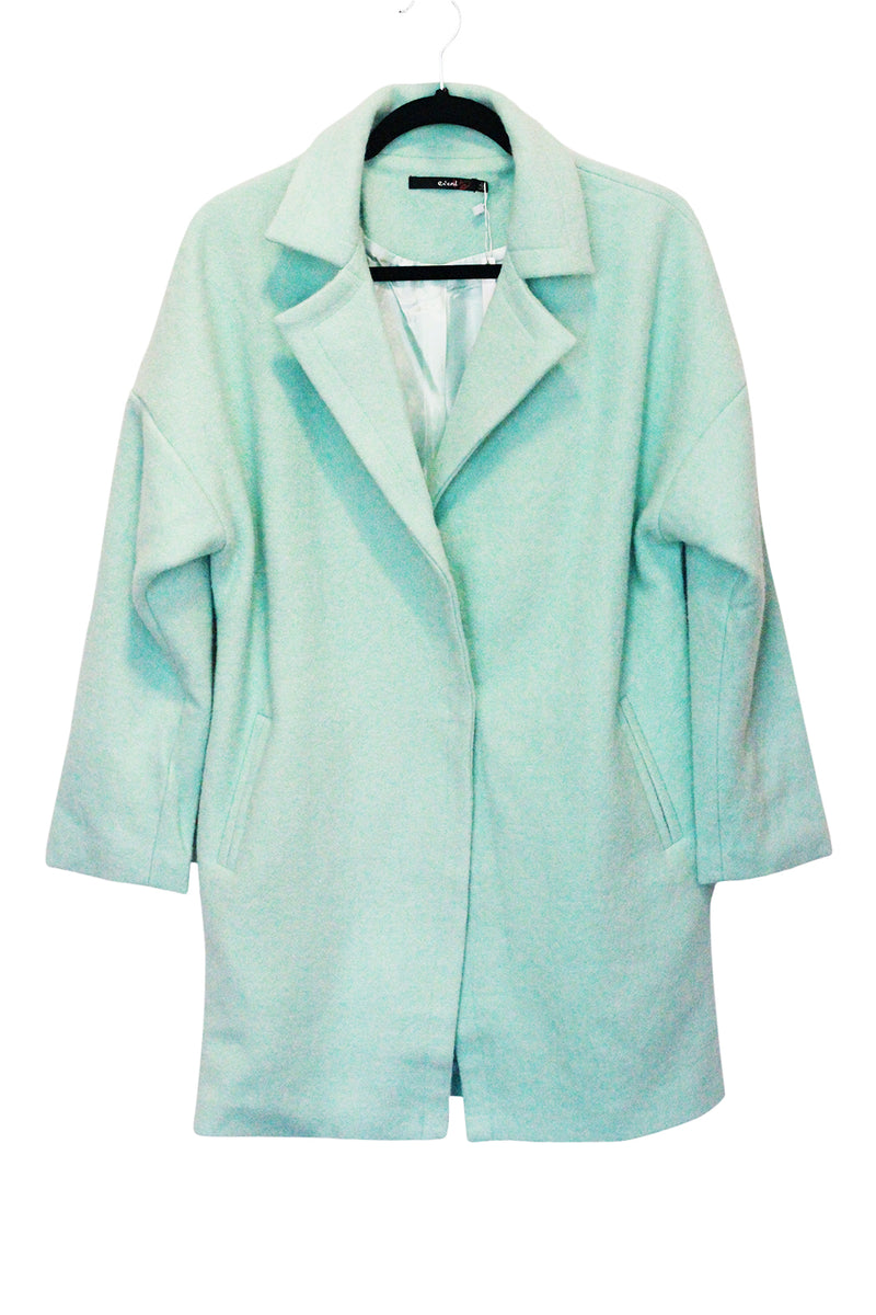 Mint Collared Jacket