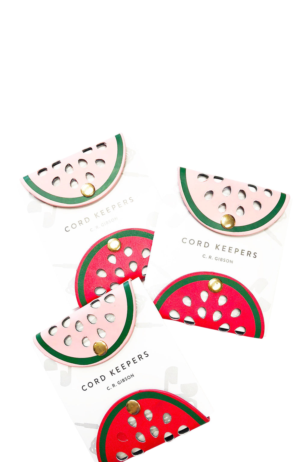 Cord Keepers {Watermelon}