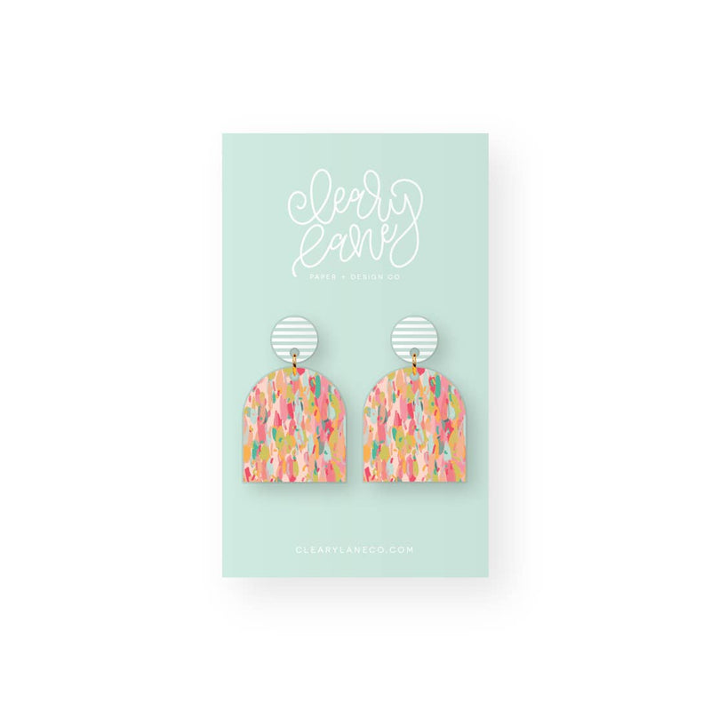 Cleary Lane- Olivia Dangle Earrings