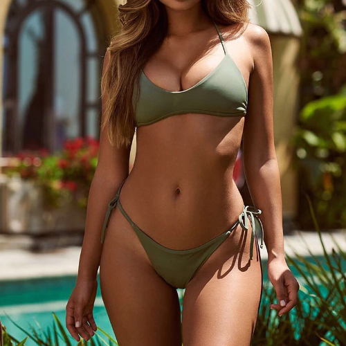Kim Two Piece Bikini