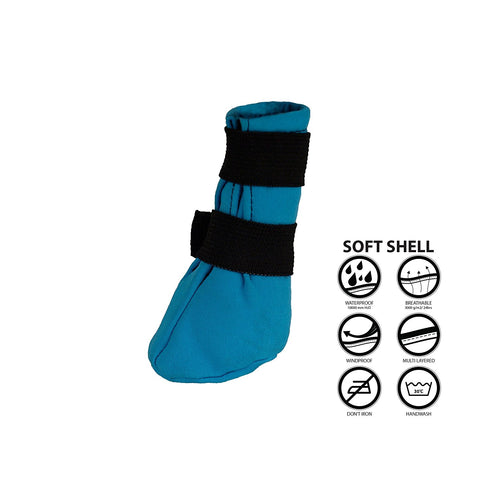 dog wound recovery boot protection after injury