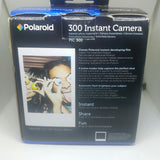 Polaroid 300 Instant Camera (Blue)