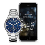 Michael Kors Access Smart Watch-Stainless Steel /Silver