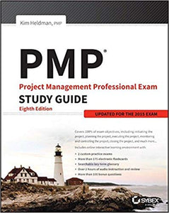 BOOK - PROJECT MANAGEMENT PROFESSIONAL EXAM STUDY GUIDE EIGHTH EDITION