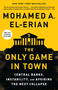 BOOK- THE ONLY GAME IN TOWN
