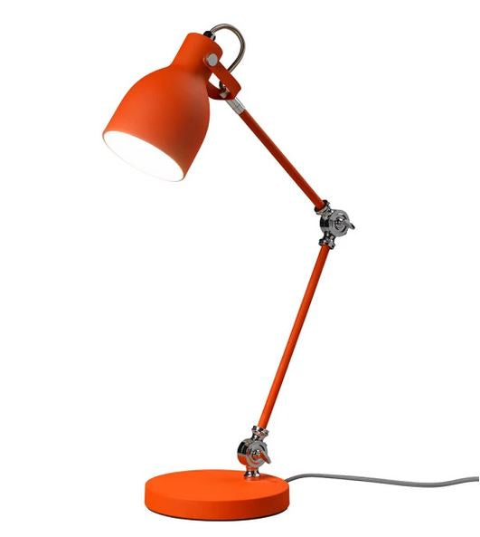 Wild & Wolf - Wild Wood Task Lamp-Goldfish Orange (Brand new, box dented)