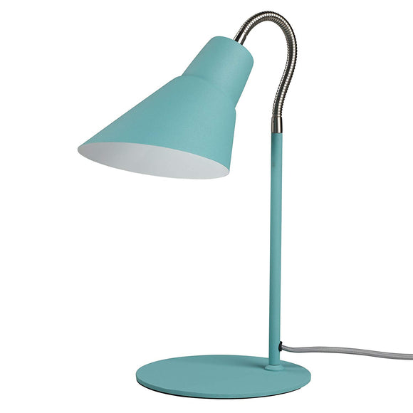 Wild & Wolf - Wild Wood Gooseneck Lamp-French Blue (Brand New, box dented)