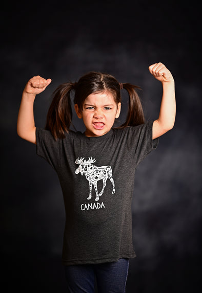 Little Kids Canada Tee