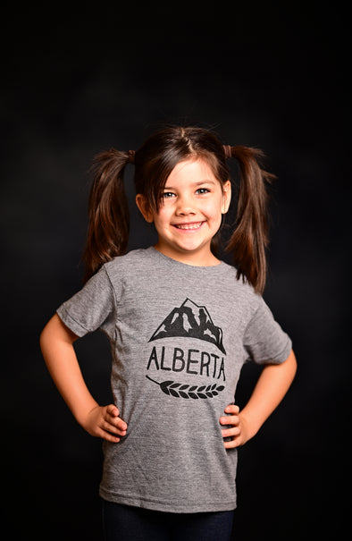 Little Kids Alberta Tee