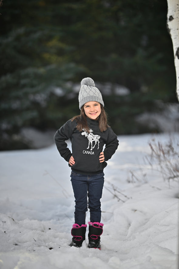 Little Kids Canada Sweatshirt