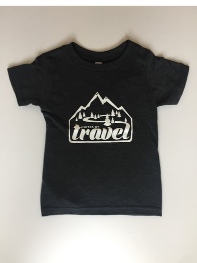 Youth United By Travel Tee