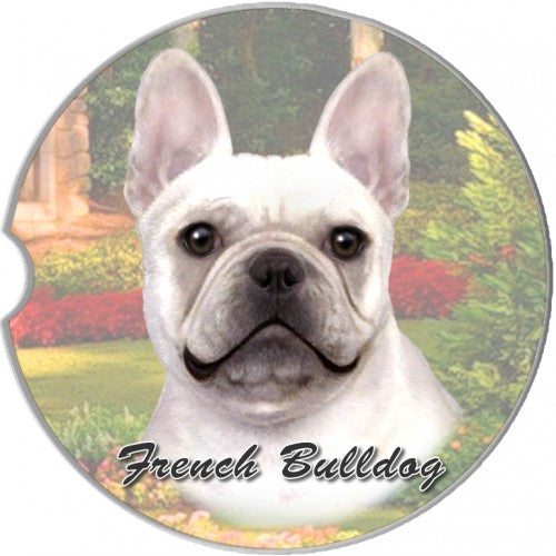 French Bulldog Car Coasters