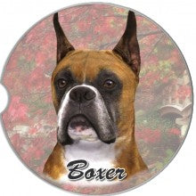 Boxer car coaster