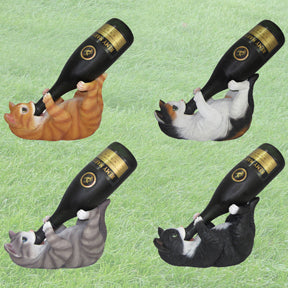 Cat Wine Holders