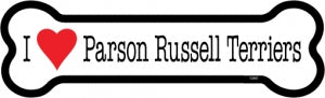 I love Parson Russell Terriers