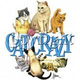Cat crazy t shirt
