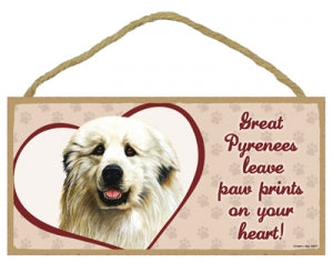 Great Pyrenees -  Plaques