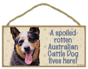 Australian Cattle Dog -  Plaques