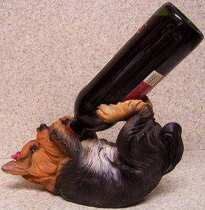 Yorkie Wine Holders