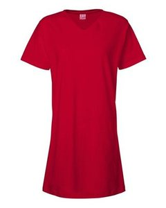 Night shirt- Red Plain no picture