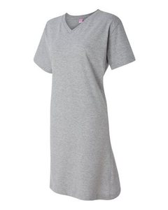 Night shirt- Gray Plain no picture