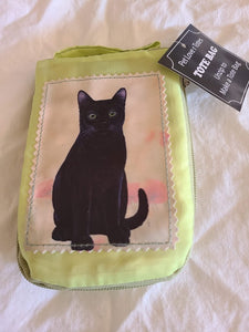 Cat breed foldable tote bags