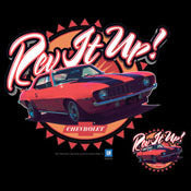 Rev it up Chevy T-shirt