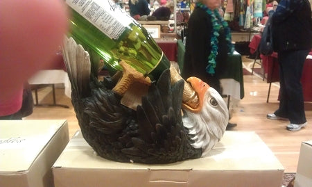 Eagle Wine Holder