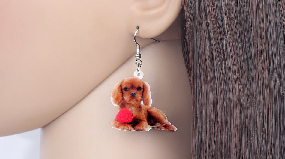 Cavalier King Charles Earrings
