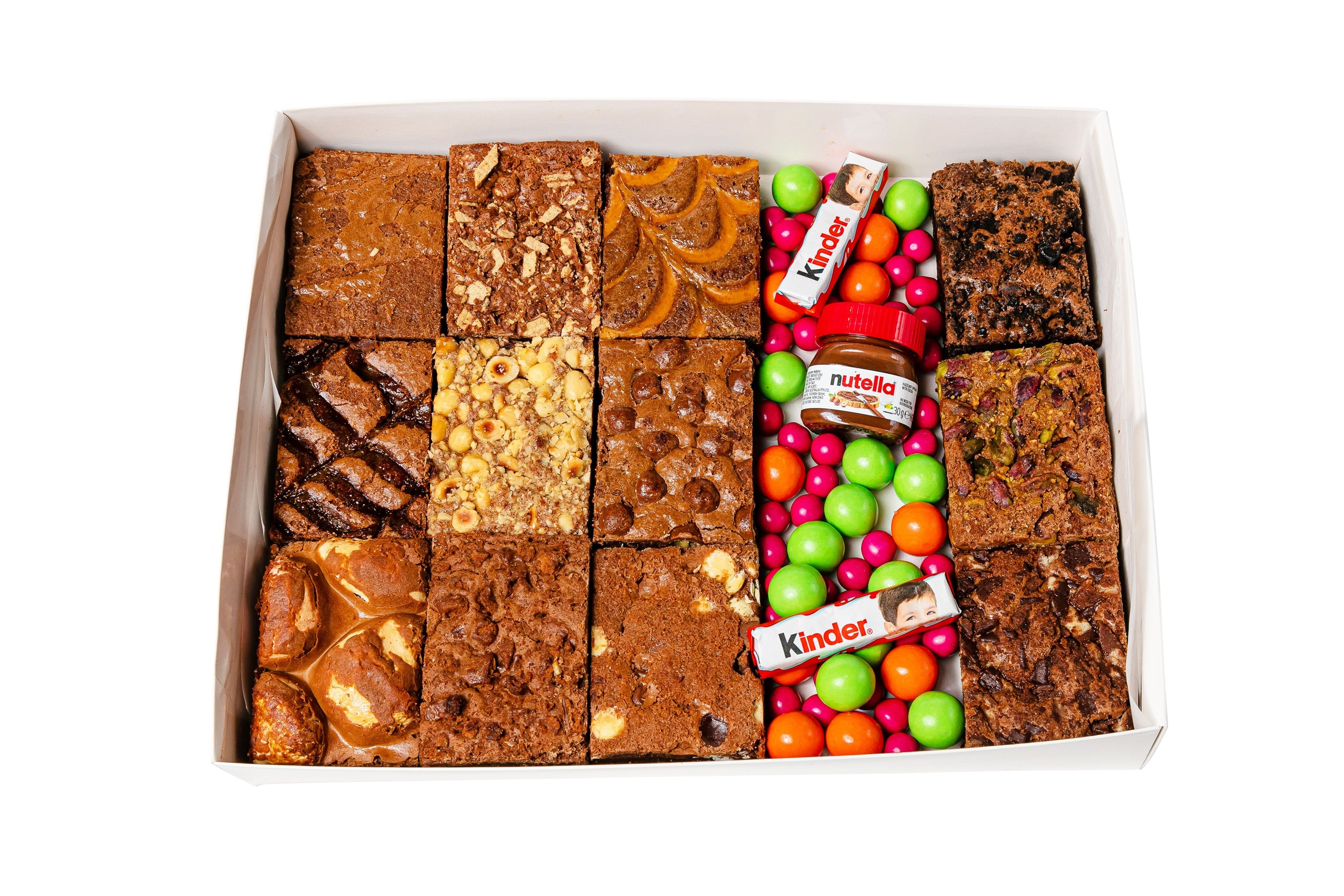 Brownies Box of 12