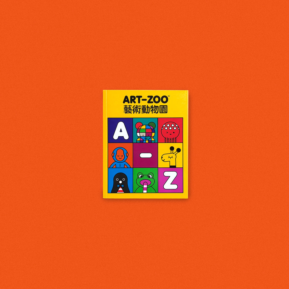 Art-Zoo A-Z Book (Chinese ed.)