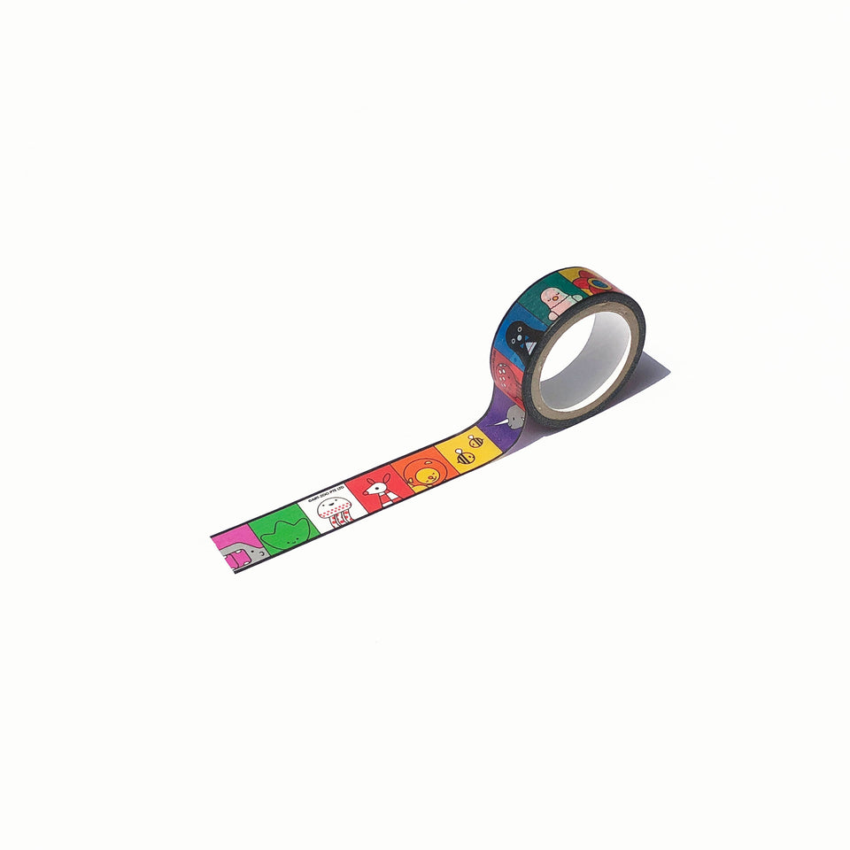 Masking Tape - Colourful