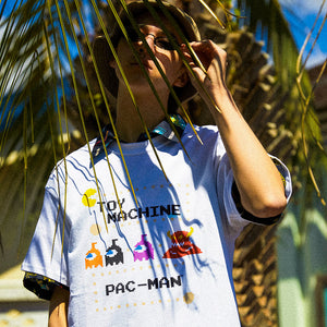 2019 TOY MACHINE × PACMAN LOOKBOOK