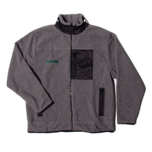 BOA FLEECE JACKET -GRAY-